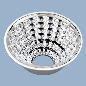 1405-N,V6,Bridgelux Reflector,reflectors, aluminum reflectors, light reflectors, LED reflectors, LED reflector design, LED spot reflectors