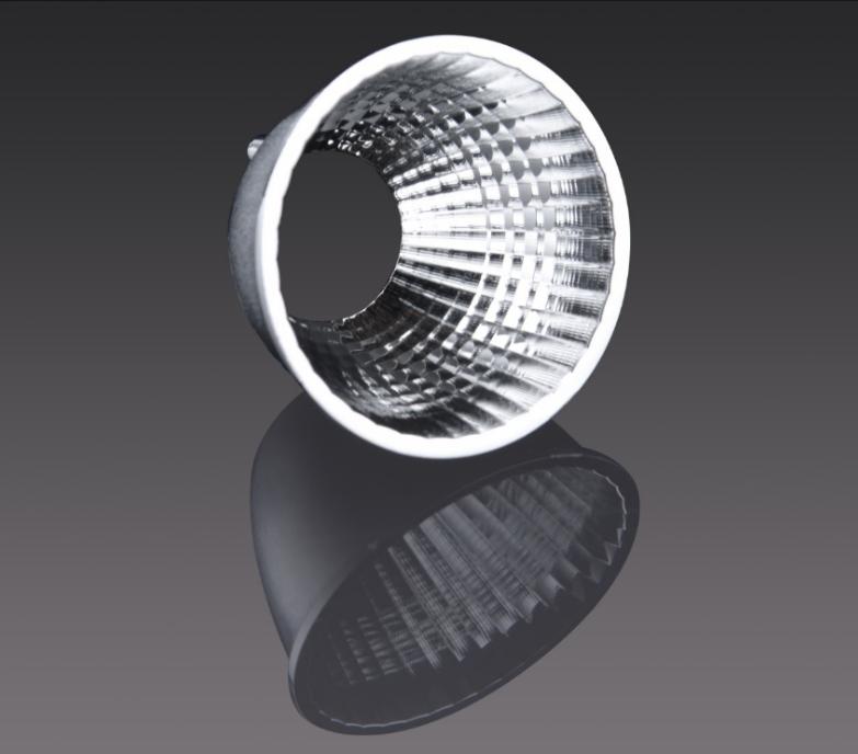 1653-S,SLE G5 6mm,Tridonic Reflector,reflectors, aluminum reflectors, light reflectors, LED reflectors, LED reflector design, LED spot reflectors