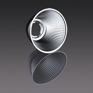 2-1537-E,H12,Bridgelux Reflector,reflectors, aluminum reflectors, light reflectors, LED reflectors, LED reflector design, LED spot reflectors