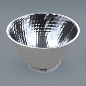 2972-E,H6,Bridgelux Reflector,reflectors, aluminum reflectors, light reflectors, LED reflectors, LED reflector design, LED spot reflectors