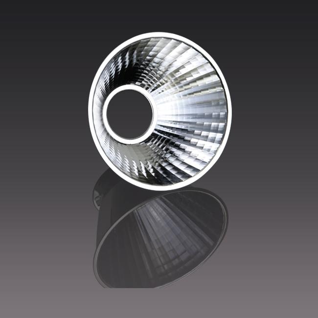 3-1230-M,Luxeon K12,Lumileds Reflector,reflectors, aluminum reflectors, light reflectors, LED reflectors, LED reflector design, LED spot reflectors