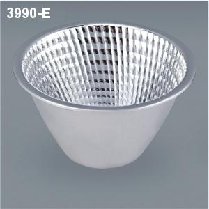 3990-E,XSM,Xicato Reflector,reflectors, aluminum reflectors, light reflectors, LED reflectors, LED reflector design, LED spot reflectors